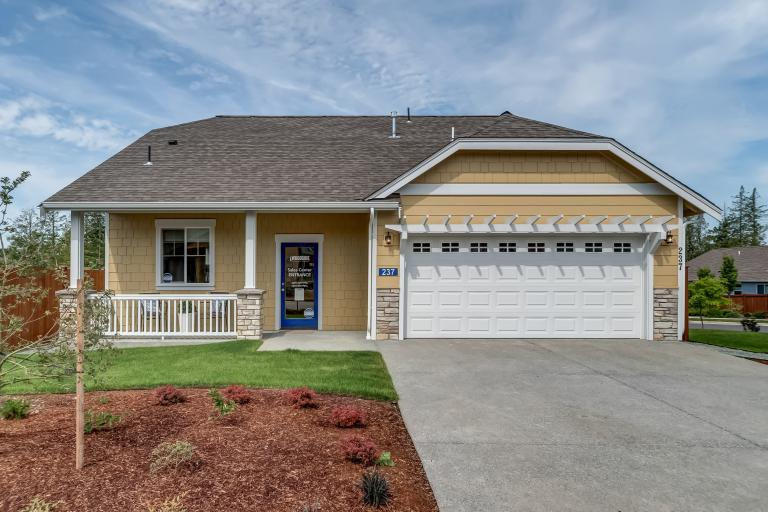 Birch - Sales Office/Model Home - 236 Sinclair Alley