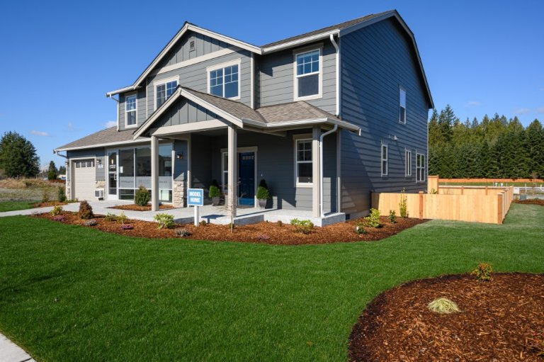 Cambridge Model Home - Padilla