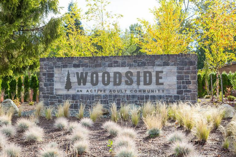Woodside Entrance